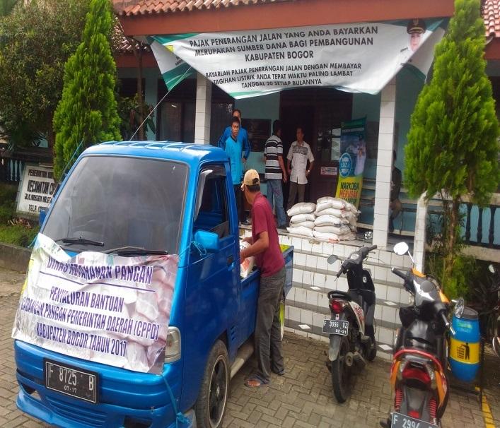 Penyaluran CPPD Maret 2017 di Cigombong