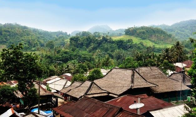 Gedong Ageung, Bangunan Tradisional Sunda Kampung Urug