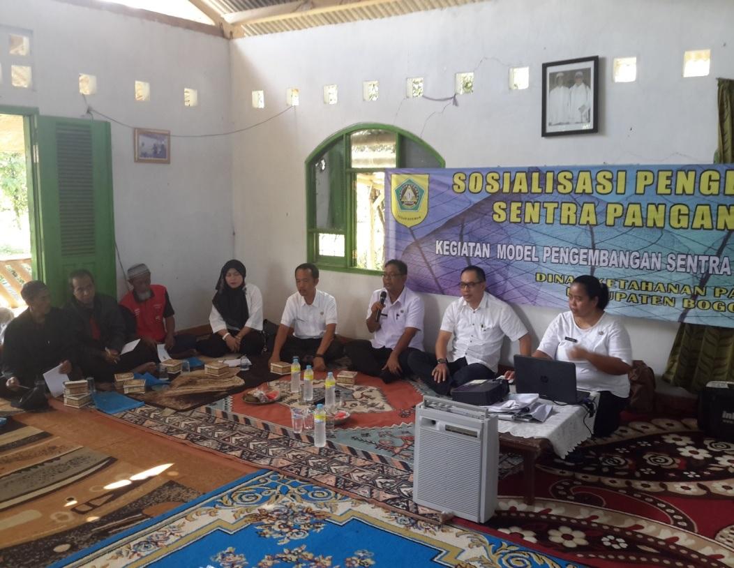 Sosialisasi MPSPL Komoditas Pala di Dramaga
