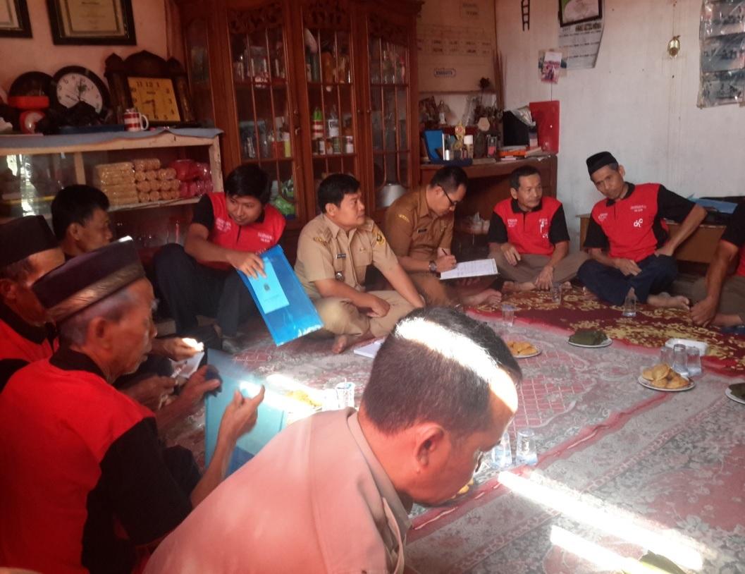 Sosialisasi MPSPL Komoditas Manggis di Leuwiliang