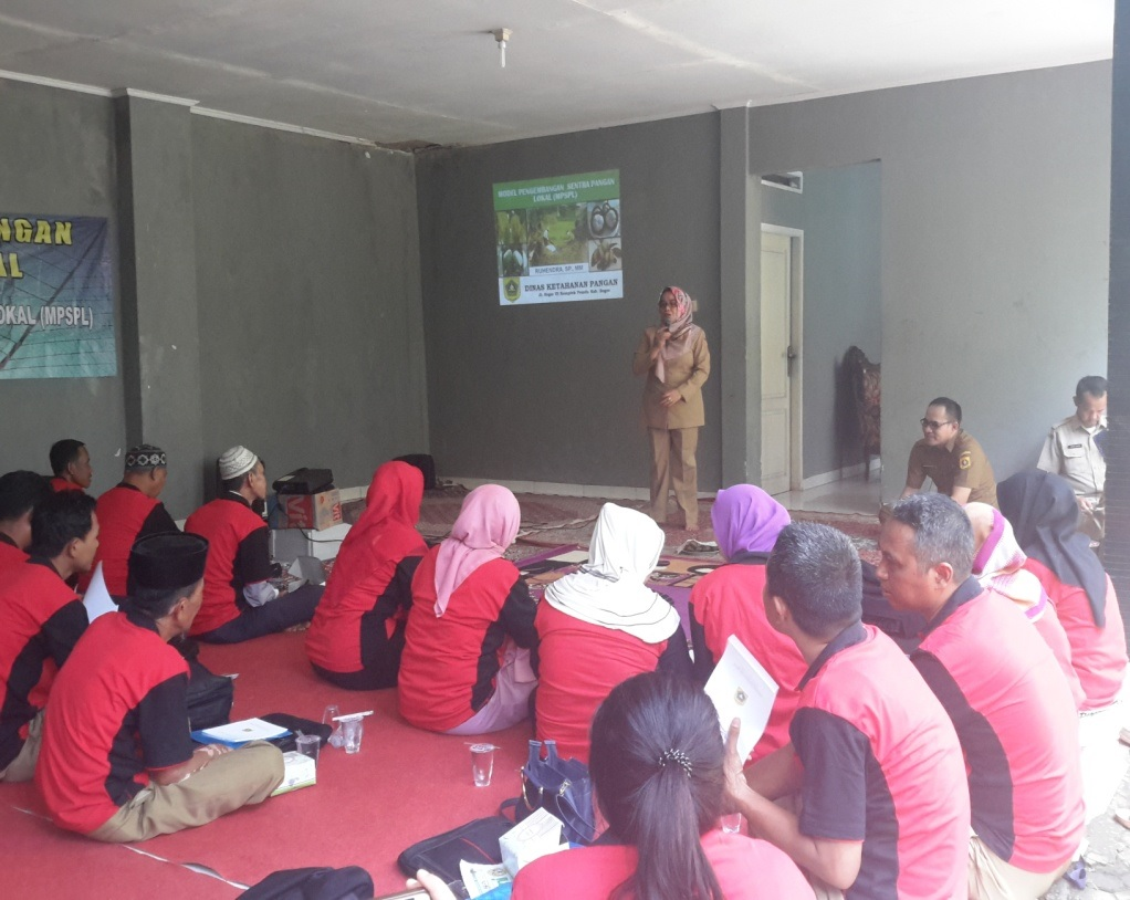 Sosialisasi MPSPL Komoditas Manggis di Tajurhalang