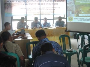 Sosialisasi Perbup No. 23 Tahun 2016 di Kec. Sukajaya