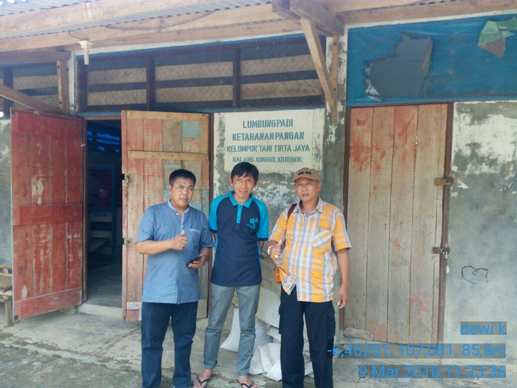 Verifikasi Bantuan Hibah LDPM Tahun 2018 Kab. Bogor