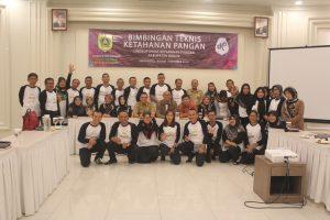 Program Peningkatan Kapasitas Sumber Daya Aparatur / Pendidikan dan Pelatihan Aparatur