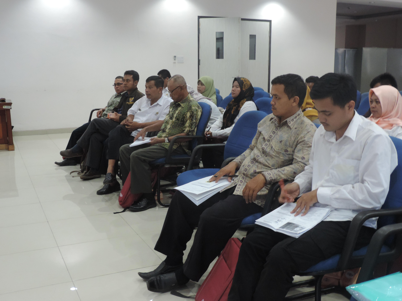 Peserta Bimtek Manajemen PUPM yang terdiri dari 10 Kelompok PUPM dan 8 Kelompok LDPM