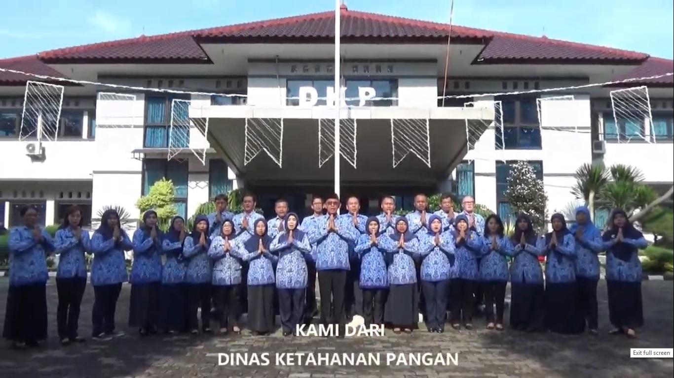 HUT KORPRI KE-47 DINAS KETAHANAN PANGAN KAB. BOGOR – Dinas Ketahanan Pangan Kabupaten Bogor